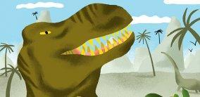 Alla scoperta del mondo dei dinosauri con Magdalena!