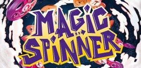 Arriva in libreria Magic Spinner! Imperdibile!