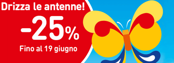 Scopri tutti i titoli del Battello a Vapore al 25% in meno!