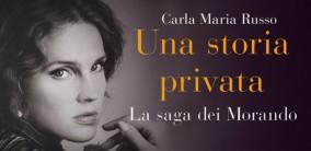 """Carla Maria Russo racconta il suo nuovo libro: """"Una storia privata"""""""