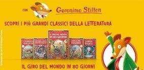Con Geronimo Stilton divertirsi è un classico!