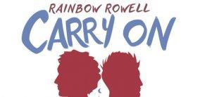 Dopo Fangirl, Rainbow Rowell arriva in Italia con Carry On