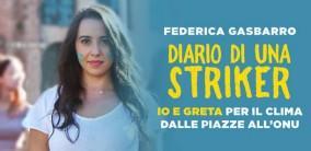 """Federica Gasbarro racconta i contenuti di """"Diario di una striker"""""""
