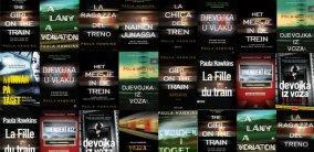 """La Ragazza del Treno,""""il thriller dei record"""""""
