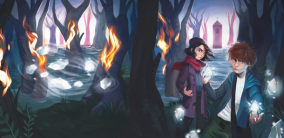 Maghi Raminghi: una magica serie firmata da Pierdomenico Baccalario!