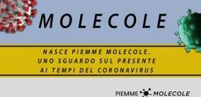 Nasce Piemme MOLECOLE. Uno sguardo sul presente ai tempi del Coronavirus