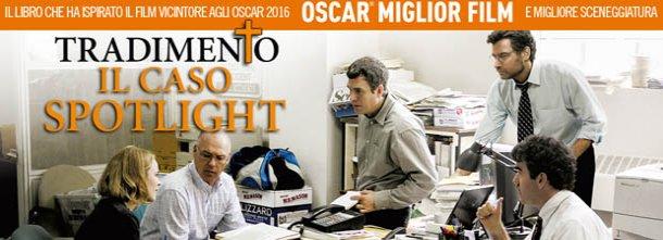 """Il film """"Il caso Spotlight"""" si aggiudica due premi Oscar"""